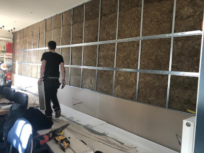 Soundproofing Installation